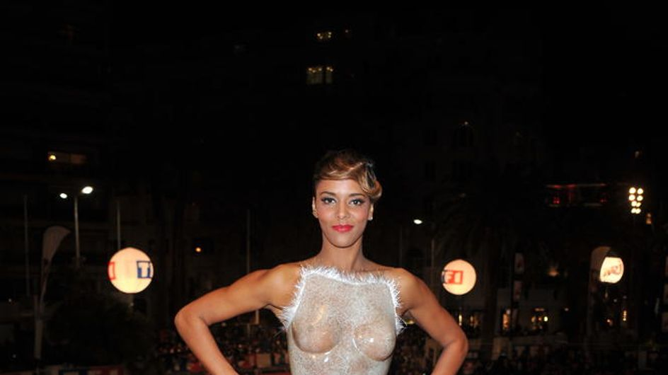 Shy'm : Sa robe sexy des NRJ Music Awards vendue