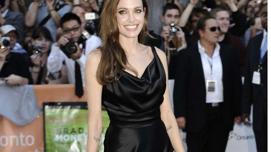Angelina Jolie : Le décryptage de son look