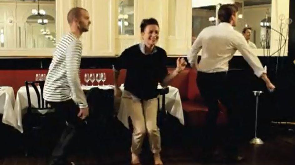 Petit Bateau : Garance Doré danse pour la marque ! (Vidéo)
