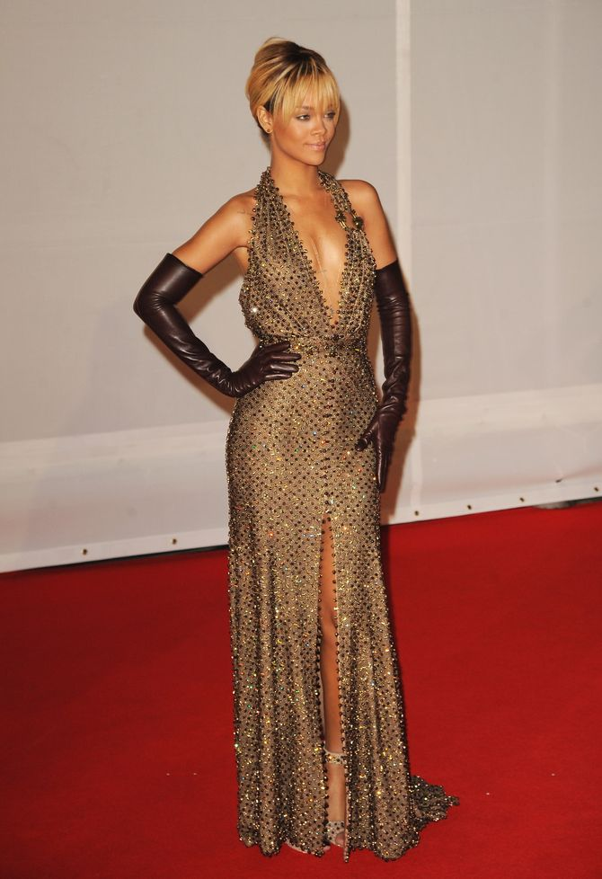 Rihanna,  Brit Awards, Givenchy