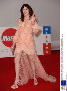 Brit Awards, people, looks
