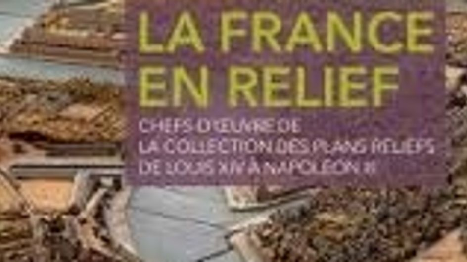 {worldnum 124 Grand-Palais} : La France en relief sous la Nef