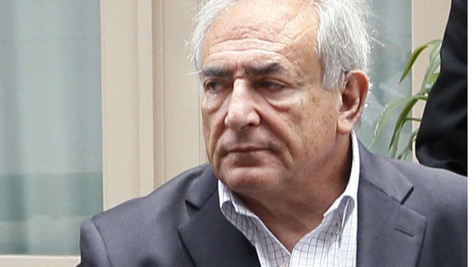 Dominique Strauss-Kahn : Face au juge pour l'affaire du Carlton