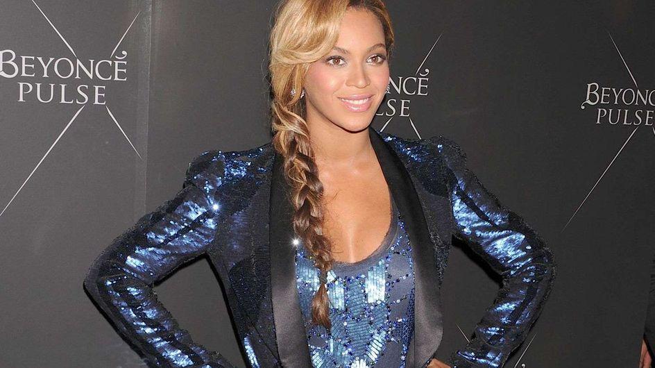 Beyoncé : Enceinte dans une pub (Photos)