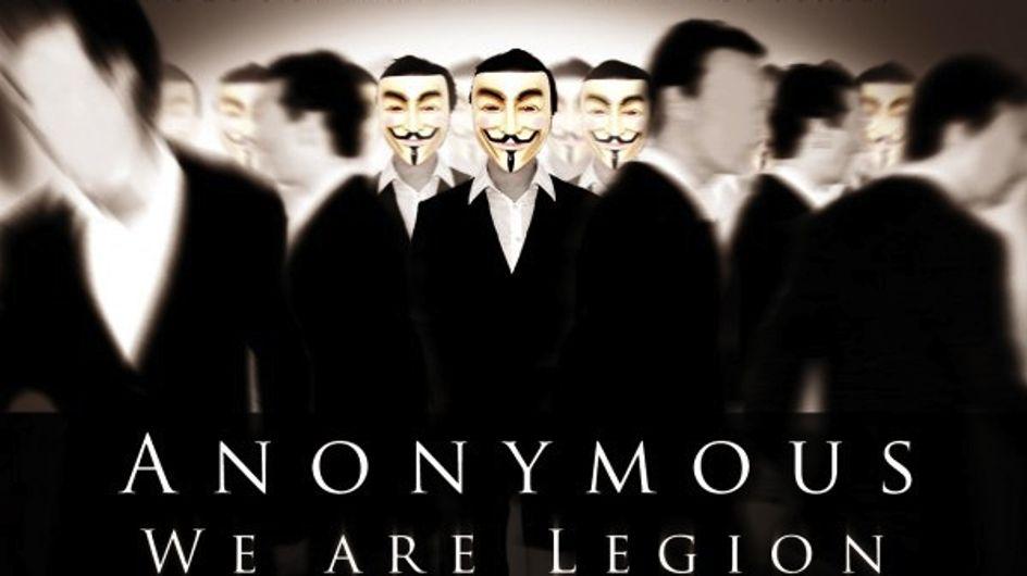 Anonymous : Le piratage de Lagardère démenti