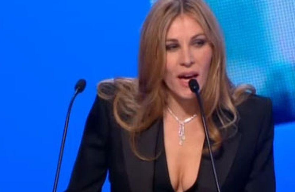 Mathilde Seigner : Superbe et amincie pour les César 2012 !