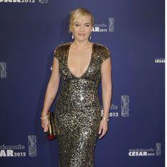 César 2012 : Et le César du meilleur look revient à... Kate Winslet !