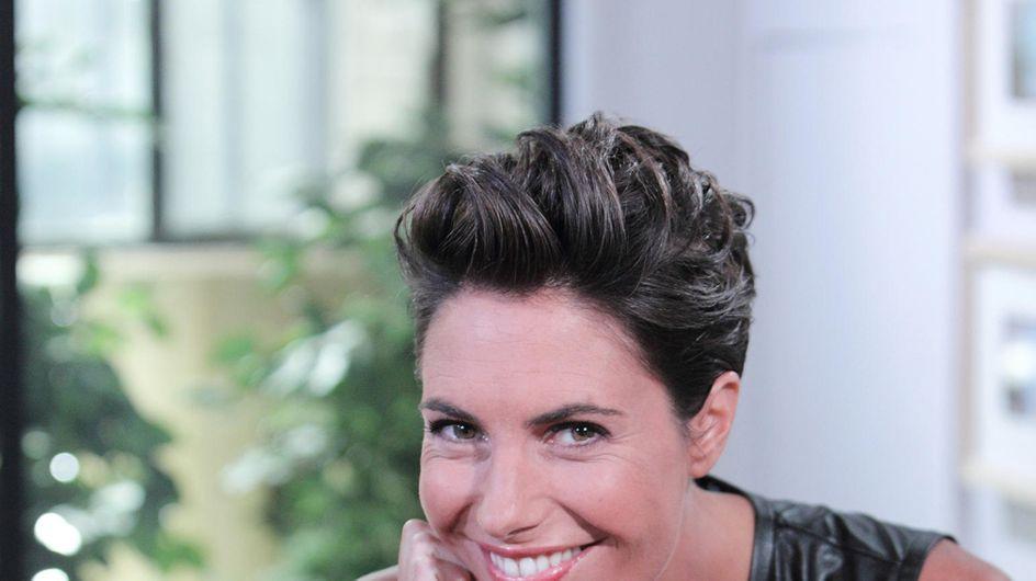 Alessandra Sublet : Elue présentatrice la plus craquante de la télé