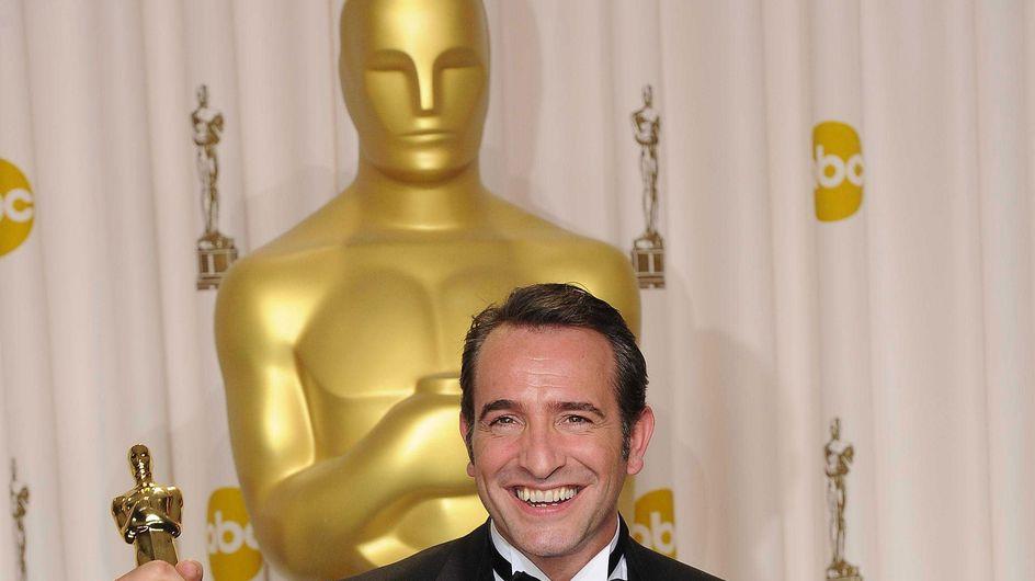 Jean Dujardin : Sacré 'Meilleur acteur' aux Oscars 2012