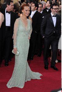 Robes,  Oscars 2012