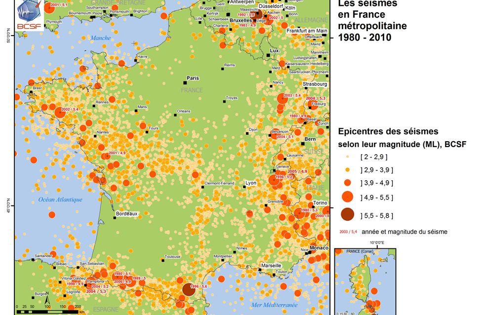 Séisme en Alpes-de-Haute-Provence : Existe-t-il un vrai risque en France ?