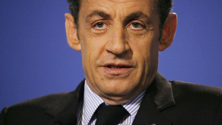 Nicolas Sarkozy : Il lance une pique à l'adresse de Valérie Trierweiler