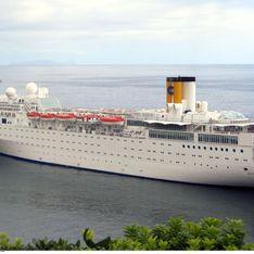 Costa Croisières : Un paquebot à la dérive au large des Seychelles