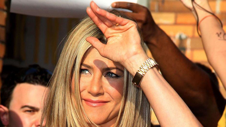 Jennifer Aniston : Mariée dans l'année ?