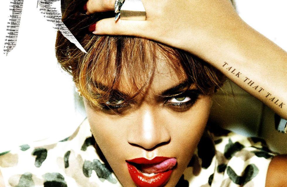 Rihanna : Dans les coulisses de son clip You Da One (Vidéo)