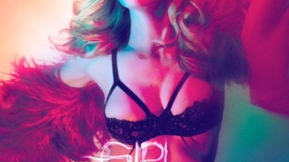 Madonna : Sexy en lingerie !