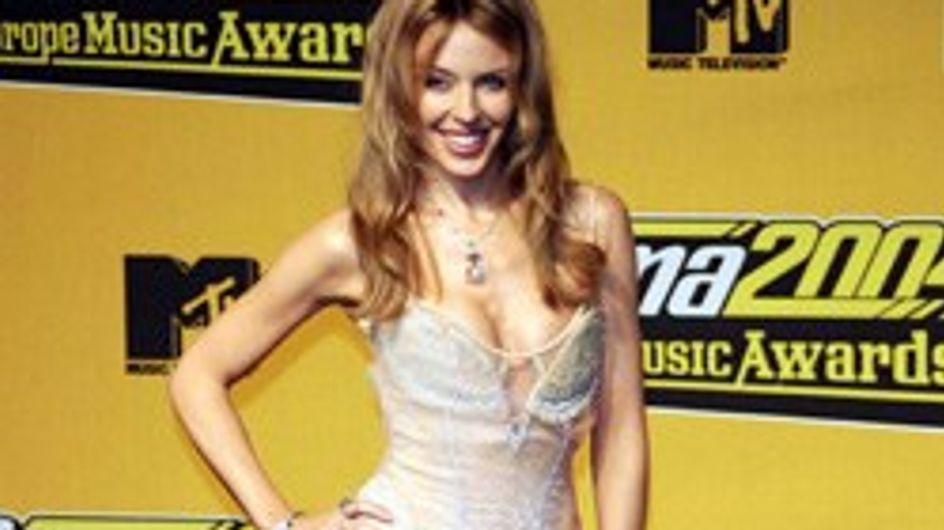 Kylie Minogue : Chanteuse de la décennie en Angleterre