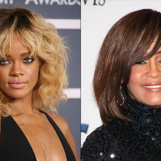 Rihanna : Dans un biopic sur Whitney Houston ?