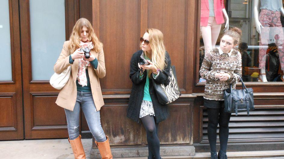 Fashion week : Street style au défilé Balmain automne-hiver 2012-2013 (Vidéo)