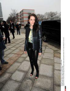 Kristen Stewart, défilé Balenciaga