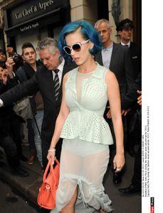 Katy Perry, culotte, Fashion Week