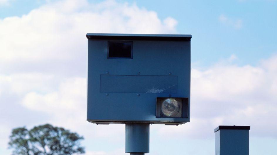 Interdiction des avertisseurs de radars : jusqu'à 1500€ d'amende