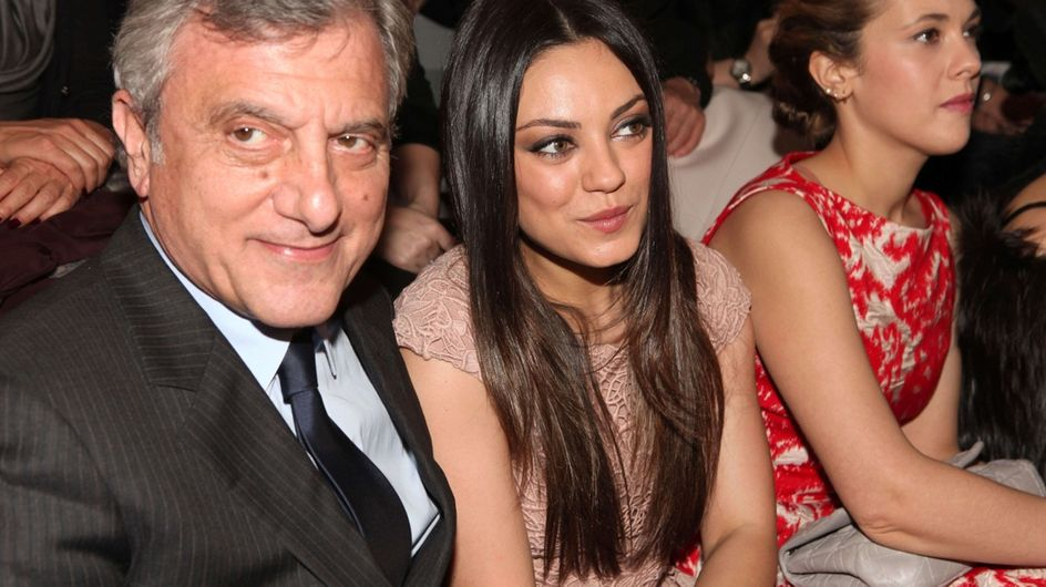 Fashion week : Mila Kunis invitée de charme au défilé Dior (Photos)