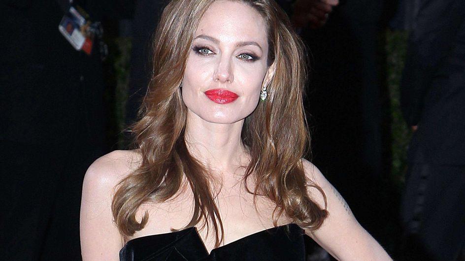 Angelina Jolie : Elle souffrirait de malnutrition