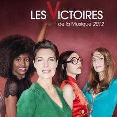 Victoires de la musique 2012 : Défilé d'artistes ce soir sur France 2