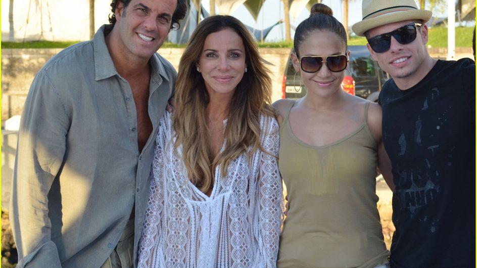 Jennifer Lopez : Ses photos de vacances avec son Jules (Photos)