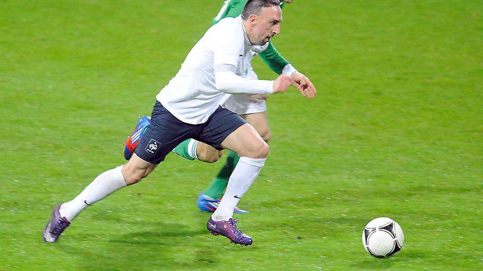 Combien de temps faut-il à Ribéry pour gagner votre salaire ?