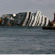 Costa Concordia : Les corps de deux Français retrouvés