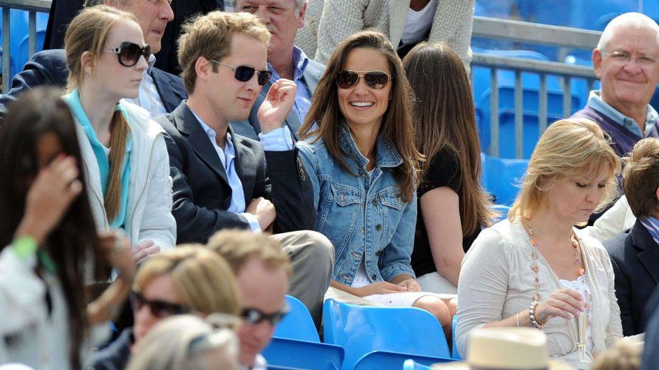 Pippa Middleton : Dans les bras de George Percy (Photos)