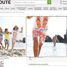La Redoute : Un homme nu s'invite dans les pages enfants (Photos)