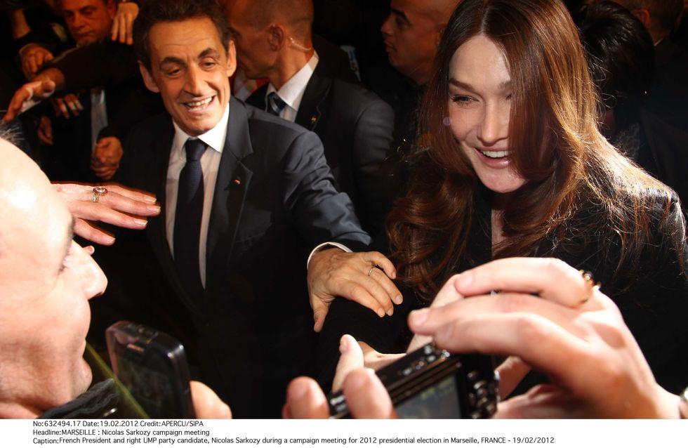 Nicolas Sarkozy : « Cette fois-ci j'ai une famille, une famille solide »