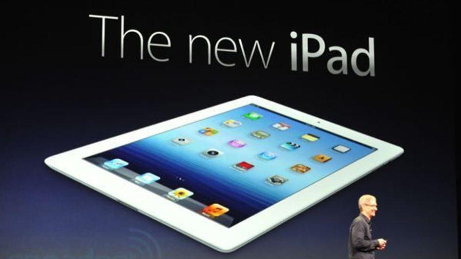 Apple : L'iPad 3 enfin dévoilé !