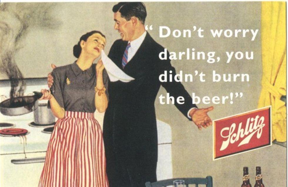 Journée de la femme : Pubs machistes, notre top 10 (Photos)