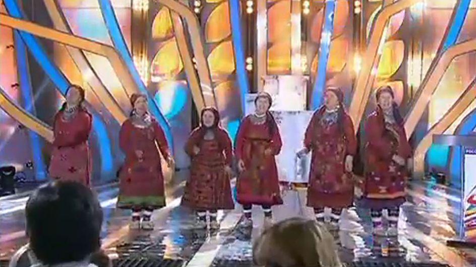 Eurovision 2012 : Un gang de mamies va représenter la Russie ! (Vidéo)