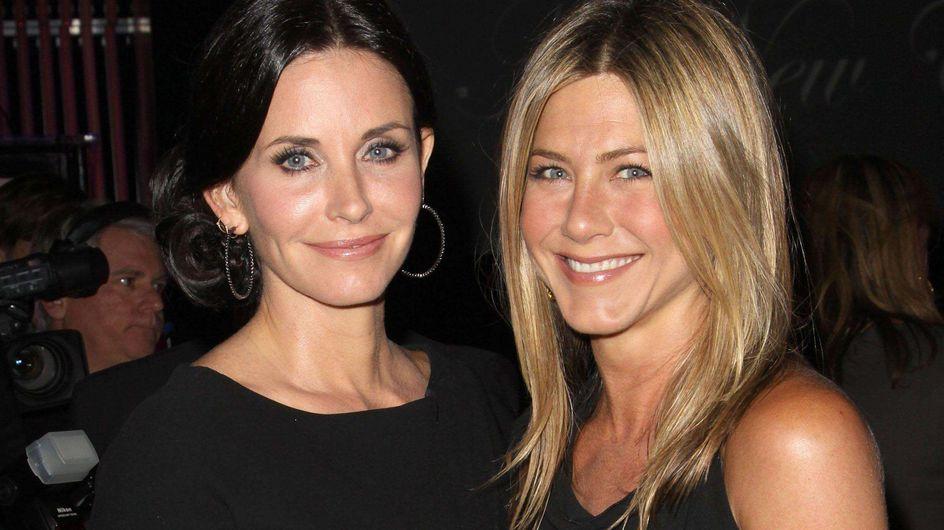 Jennifer Aniston : Son amitié avec Courteney Cox brisée ?