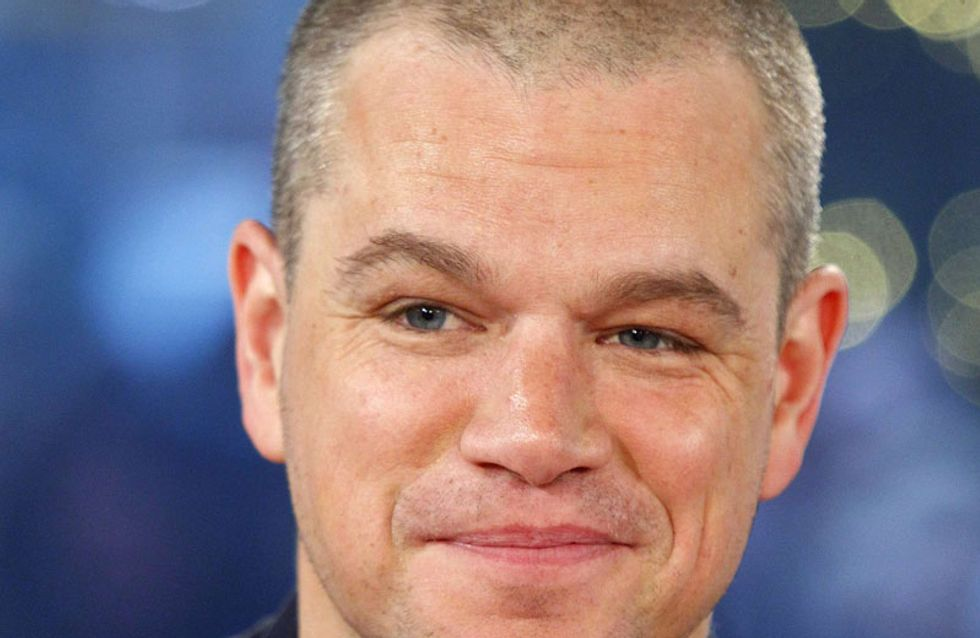 Matt Damon : Barack Obama l'a déçu