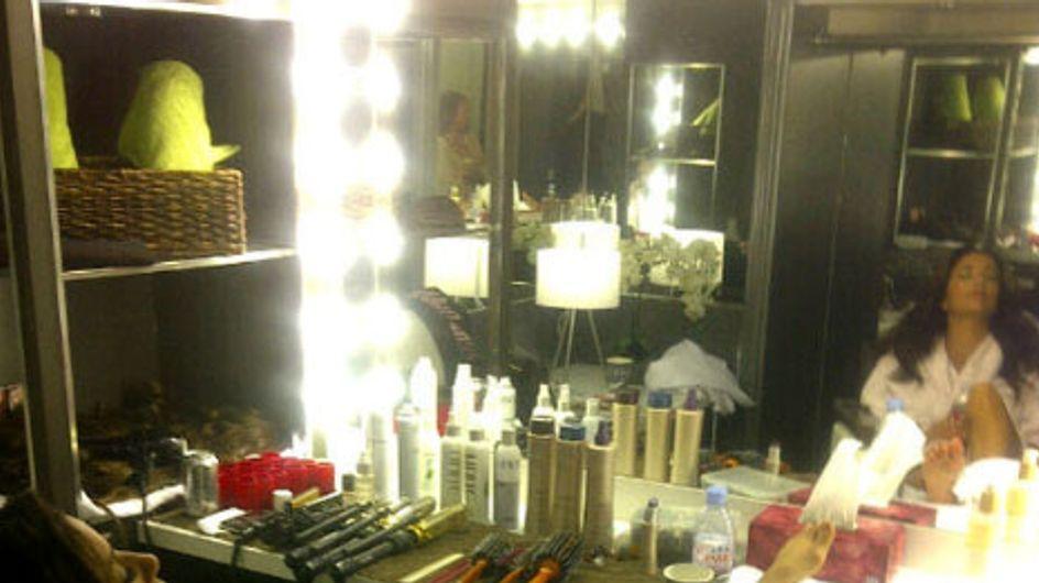 Eva Longoria : Blessée sur le tournage de Desperate Housewives (Photos)