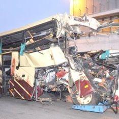 Suisse : Un tragique accident de car fait 28 morts dont 22 enfants