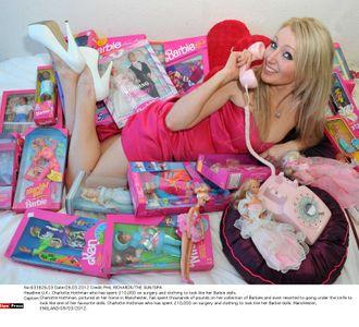 Charlotte Hothman Barbie