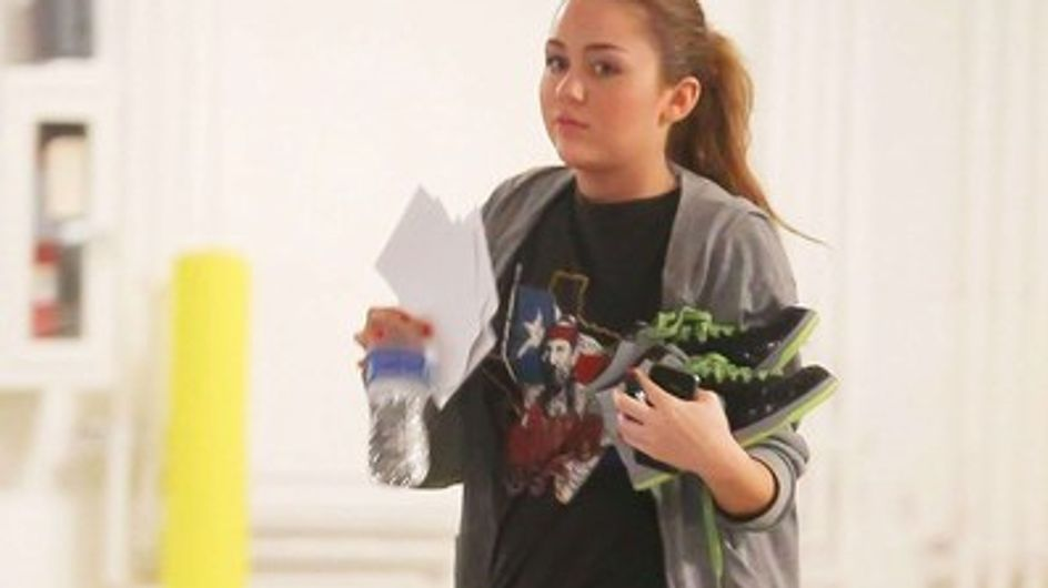 Miley Cyrus : Elle en a marre qu'on la traite de grosse !