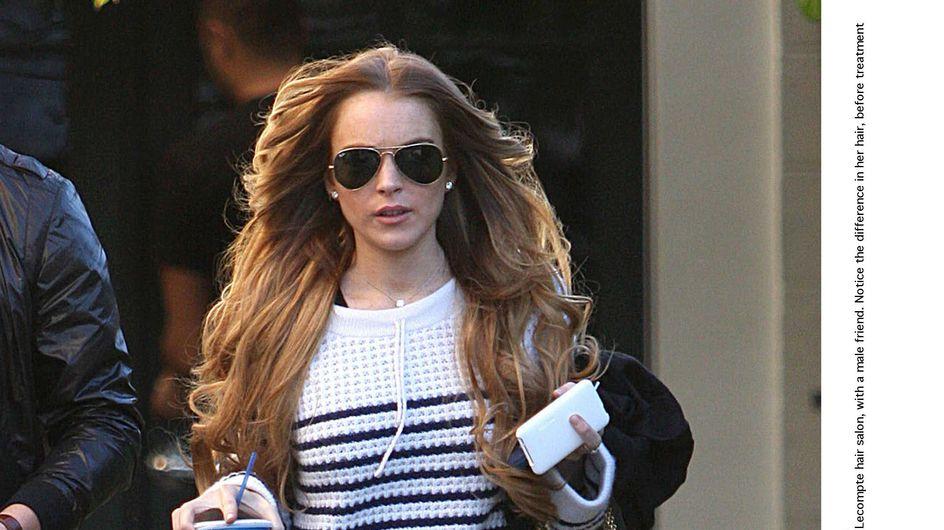 Lindsay Lohan : Elle manque d'écraser un homme et s'enfuit !