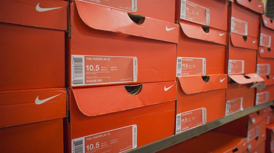 """Nike : Le modèle """"spécial St Patrick"""" fait polémique !"""