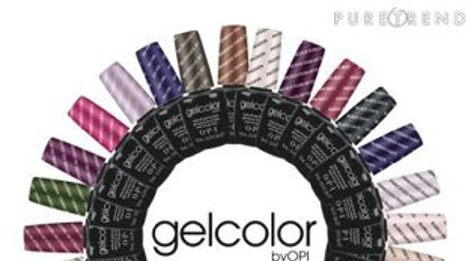 O.P.I. : Avec Gel Color, votre vernis tient 3 semaines !