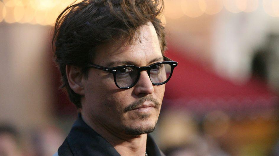 Johnny Depp : Homme le plus stylé de 2012