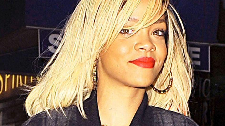 Rihanna : Découvrez sa prochaine couleur de cheveux !