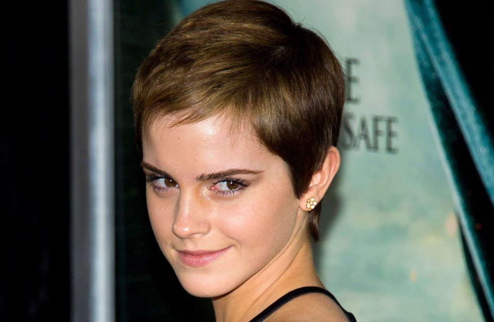 Emma Watson : Elle s'est fait poser des extensions ! (Photos)